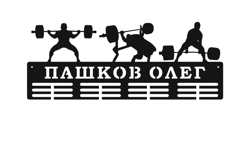 Категория Силовые виды спорта